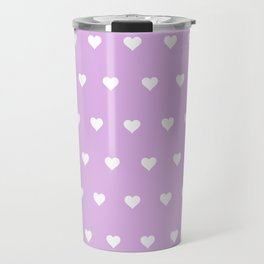 Purple Heart Pops Travel Mug