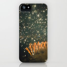 4th of July in Seattle iPhone Case