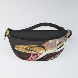 Radiated Rat Snake Fanny Pack