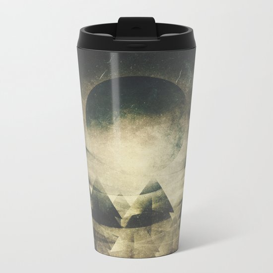 We are children of the moon Metal Travel Mug