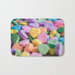 Love Wins Bath Mat