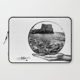 Castel dell' Ovo Napoli Laptop Sleeve