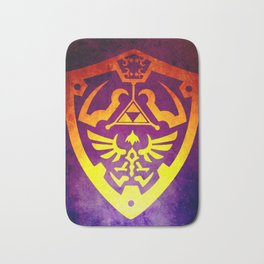 Zelda Shield II Bath Mat