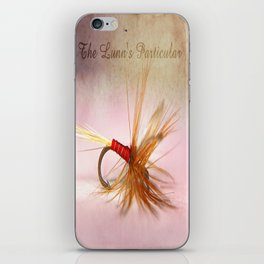 The Lunn's Particular  iPhone Skin