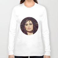 passion Long Sleeve T-shirts featuring Passion by Balazs Pakozdi