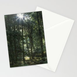 Early Autumn Sunrise Stationery Cards
