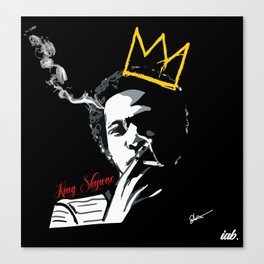 KING SKYWISE Canvas Print