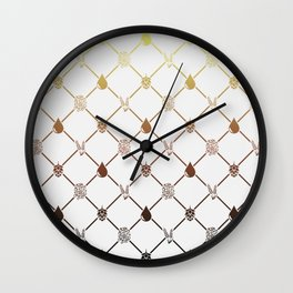 How to Brew Wall Clock