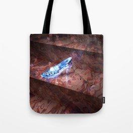 Cinderella's Little Glass Slipper Tote Bag