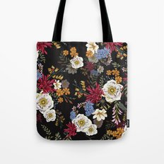 Flowerbomb Tote Bag