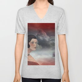 dreamtime -b- Unisex V-Neck