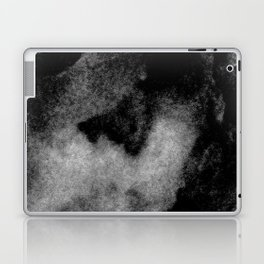 Textures (Black and White version) Laptop & iPad Skin