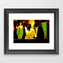 Cotton Club Legends Framed Art Print
