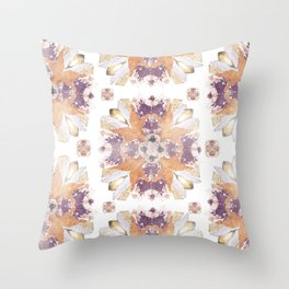 Kaleidoscope I-I Throw Pillow