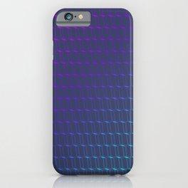 Harpa - Northern Lights palette iPhone Case