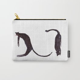 languid cats Carry-All Pouch