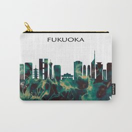 Fukuoka Skyline Carry-All Pouch