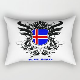 Iceland Uefa Euro 2016 Rectangular Pillow