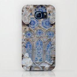 Sagrada Família, Barcelona (detail) iPhone Case