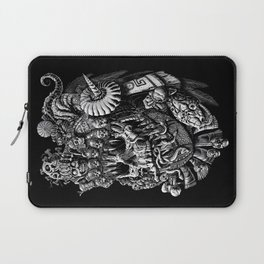 Mictlantecuhtli Laptop Sleeve
