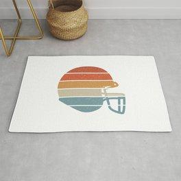 American Football  TShirt American Football Shirt Footballer Gift Idea  Rug