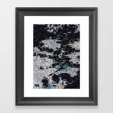 GeoTexture Framed Art Print