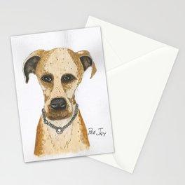Mongrel Dog Stationery Cards