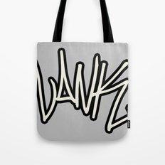 BLANKM GEAR - BLANKM WRITTEN T SHIRT Tote Bag
