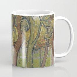 The Garden of Saint Paul's Hospital ('Leaf-Fall') Coffee Mug