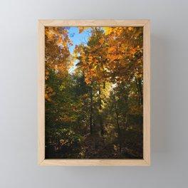 Ledge Hill Framed Mini Art Print