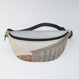 City of Rome, Italy | Travel Landscape | Europe Fanny Pack
