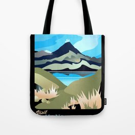 Tama Lakes Magic Tote Bag