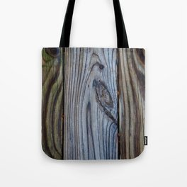 Wood Planks Tote Bag