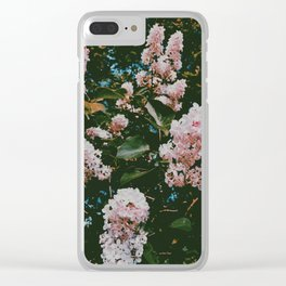 Summer adventures Clear iPhone Case