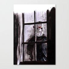 Jason Lives Canvas Print