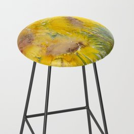 Sunburst Bar Stool