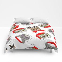 Festive Cats Comforters
