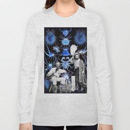 Haeckel's Cure for Arachnophobia Long Sleeve T-shirt