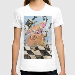 Pig Jig T-shirt