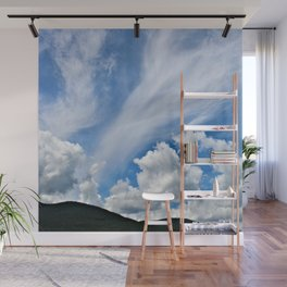 Cloud Path to the Milky Way Wall Mural