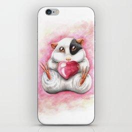 Sweet guinea pig iPhone Skin