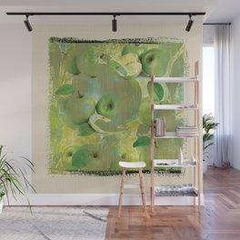 Fine Art of The Sense of Green Life! Wall Mural