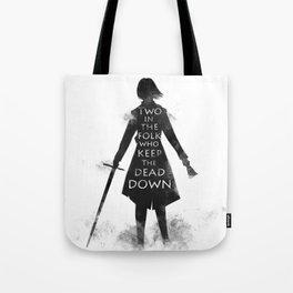 Key Tote Bag