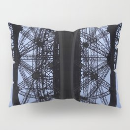 Eiffel Tower - Detail Pillow Sham