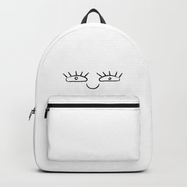 Not Staring Backpack