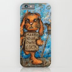Make Your Own Luck iPhone 6s Slim Case