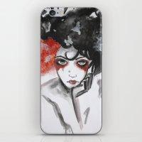 vendetta iPhone & iPod Skins featuring Vendetta by Valeri Prokopenko