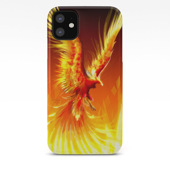 Phoenix Rising iPhone 11 case