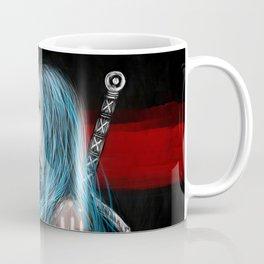 More Human than Human Coffee Mug