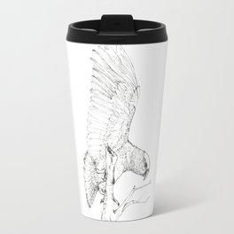 Black Kea Travel Mug